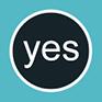 לוגו yes