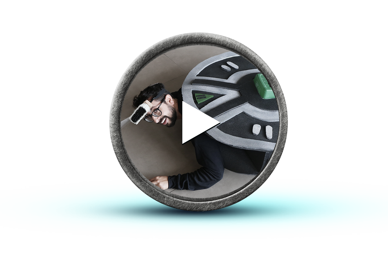 iRobot video icon