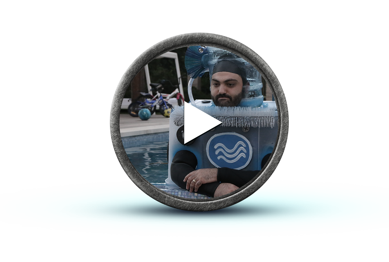Pool video icon